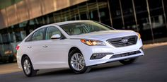 New Release Hyundai Sonata Eco 2015 Review Front Side View Model
