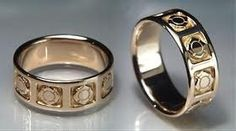 firefighter wedding rings - Google Search