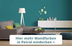 PETROL > Einechter Hingucker für Deine Wände