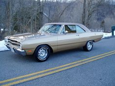 1969 Dodge Dart Numbers Matching