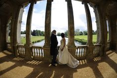 Reena & John's wedding at Stowe NT Gardens June 2013. Photography by Eye Imagine