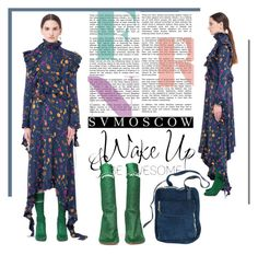 svmoscow.com 20 by bebushkaj on Polyvore featuring Vetements, Guidi and WALL