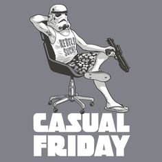 Casual Fridays are awesome!!! | Community Post: 29 Things You Learn At Your First Real Job