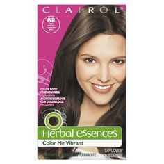 Herbal Essences Color Me Vibrant Permanent Hair Color 062 Foxy Brown 1 Kit, 1 ct (Pack of 3) -- Click image for more details.