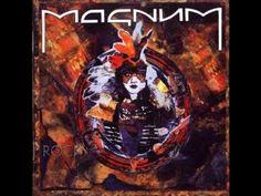 """MAGNUM - ALBUM - """" ROCK ART """" (1994)"""