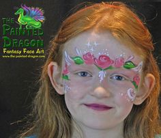 Photo Gallery - The Painted Dragon -- Face painting for the Quad Cities and surronding areas. Face Painting Designs, Paint Designs, Dragon Face Painting, Quad Cities, Photo Galleries, Gallery, Roof Rack