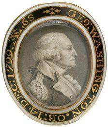 George Washington memorial ring