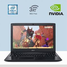 Introducing 2016 Newest Acer Aspire E 15 156 Full HD Gaming Laptop Intel Core i56200U 230 GHz 8GB DDR4 1TB HDD NVIDIA GeForce 940MX 8hour Battery Life Bluetooth HDMI Windows 10. Great product and follow us for more updates!