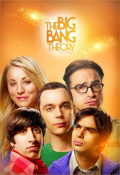 Why so serious? #- The Big Bang Theory