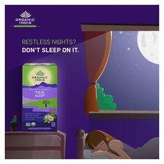 Tulsi Sleep Organic India #organicindia #organicindiaportugal #zurcetraud