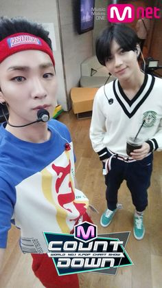 Key + Taemin, why do they always wear contacts