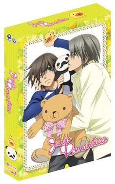 Junjo Romantica Season 1 DVD Collection (S)  #RightStuf2013