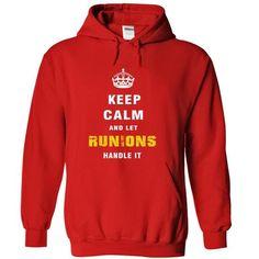 I Love IM RUNIONS T shirts