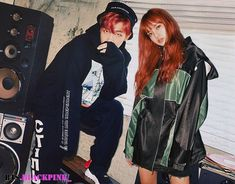 Lisa and namjoon photoshoot Namjoon, Hoseok, Bts Blackpink, Jimin, K Pop, Brother And Sister Love, Bts Girl, Kpop Couples, Blackpink And Bts
