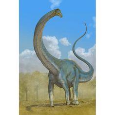 Diplodocus Arte de Takashi Oda