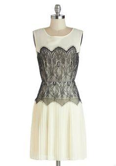 Charleston Charm Dress, #ModCloth