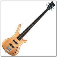 Featured Warwick Bass of the Day Warwick RockBass Corvette Basic 4 String Bass Honey Oil
