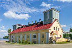 Myllyranta Einkaufszentrum in #Maenttae, Region #Tampere #culture #tampereallbright - http://www.nordicmarketing.de/kulturtag-in-maenttae-vilppula/