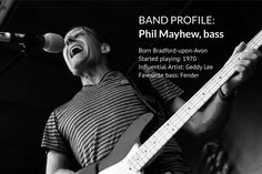 Geddy Lee, Bradford, Avon, This Is Us, Profile, Band, Artist, User Profile, Sash