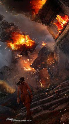 Lara Croft - Kotaku