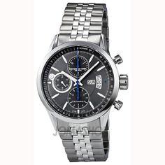 Raymond Weil Freelancer Grey Dial Stainless Steel Mens Watch 7730-ST-60021: Watches  Price:$1,571.76