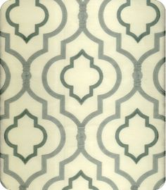 Classic Moroccan pattern - so lovely on this online fabric, lewis and sheron, lsfabrics