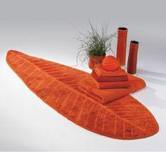 Habidecor Bath Rugs ~ http://modtopiastudio.com/choosing-the-tropical-bath-rugs-to-decorate-the-bathroom/