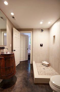 Bathroom Renovation in Smyrna, GA Basement Renovations, Bathroom Renovations, Mirror, Amp, Furniture, Home Decor, Decoration Home, Room Decor, Mirrors