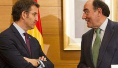 El presidente de Iberdrola aplaude la gestión de Feijóo   Galicia   EL PAÍS