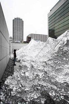 Kimihiko Okada/ Aluminium Landscape