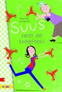 Recensie van ZoëN over Mariken Jongman - Suus redt de kreeften!   http://www.ikvindlezenleuk.nl/2016/12/jongman-kreeften/