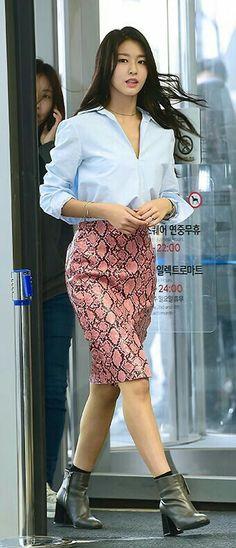 Kim_Seol_Hyun + AOA + Seolhyun