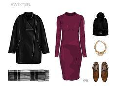NTHLEE illustrations / NATALIA NAZIMEK #art #fashion #inspiration #love #illustration #outfit #cap #beautiful #model #patterns #pattern #digitalart #digital #graphicdesign #madewithwacom #wacom