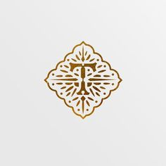 Vintage Graphic Design Taqiza Branding by Abraham Lule Inspiration Grid Typography Logo, Graphic Design Typography, Logo Branding, Branding Design, Luxury Logo Design, Hotel Branding, Luxury Branding, Vector Logos, India Logo