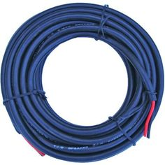 Y68360-18-Gauge 2-Conductor Direct-Burial Double Insulated Speaker Cable - 30' by TIC. $29.26. TIC 30 FT 18/2 DOUBLE INSULATEDSPEAKER CABLE INSULATED SPEAKER CABLEDouble insulated cableColor coded for ease of useBlack outer jacketSuitable for all TIC exterior speakers and audio accessories