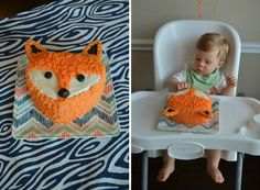 Our readers' favorite is a foxy first birthday party that is full of woodlands magic and lots of creative and clever details.