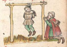 Konrad : Schachzabelbuch Elsass, 1414 Cgm 1111  Folio 301