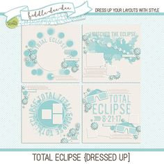 Total Eclipse {Dressed Up}