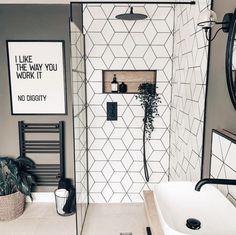 Bad Inspiration, Bathroom Inspiration, Bathroom Renovations, Home Remodeling, Master Bath Remodel, Bathroom Shower Remodel, Upstairs Bathrooms, The Design Files, Bathroom Interior Design