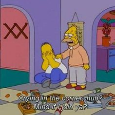 Funny anime subtitles the simpsons 17 ideas The Simpsons, Simpsons Quotes, Cartoon Quotes, Tv Quotes, Movie Quotes, Simpsons Cartoon, Hurt Quotes, Nice Quotes, Reaction Pictures
