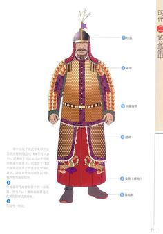 chinese armor and weapons | F7001, Illustrate Ancient Chinese Armour (2009) [F7001] - $55.00 : YS ...