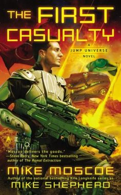 book cover of The First Casualty