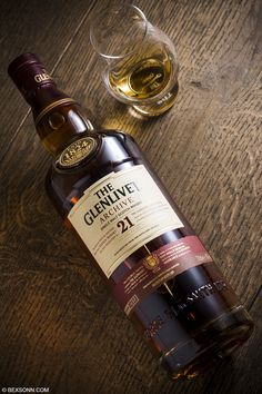 "bexsonn: "" The Glenlivet 21yo Archive Single Malt Scotch Whisky Tasting Notes """