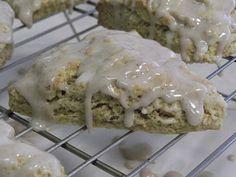 Pumpkin Scones [dinnertimeideas.blogspot.com]