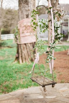 That swing! #CedarwoodWeddings