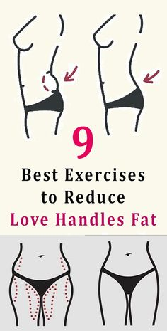 9 Best Exercises to Reduce Love Handles Fat – Let's Tallk