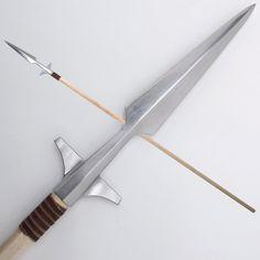 Alf img - Showing > Viking Boar Spear