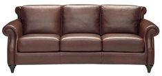 A297 Sofa by Natuzzi Editions at Becker Furniture World