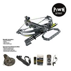 Barnett 78042 Wildcat Crossbow Lightweight 4 x 32 Scope 3 Arrow Quiver Black for sale online Arrow Quiver, Crossbow, Hunting, Shopping, Ebay, Black, Gift, Holiday, Vacations