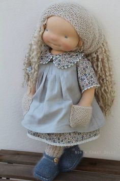 typhaine by north coast dolls - such a beauty!